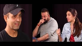 """Sanjay Dutt HATES Rehearsing And That's…"": Aditi Rao Hydari | Bhoomi"