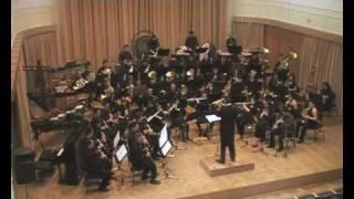 Ljubljana University Symphonic Winds Univerzitetni Pihalni Orkester Ljubljana upol.si  conductor: Miguel Etchegoncelay  Pomladni Koncert v dvorani Slovenske filharmonije