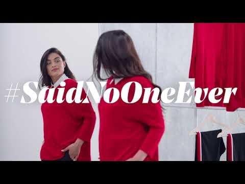 I never change my mind #SaidNoOneEver - Virgin Mobile UAE