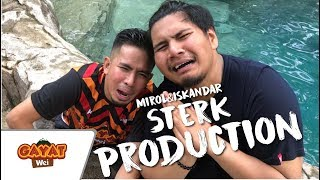 GAYAT WEI | Iskandar & Mirol Sterk Production TERSANGKUT di pokok The Escape, Penang [EP 09]
