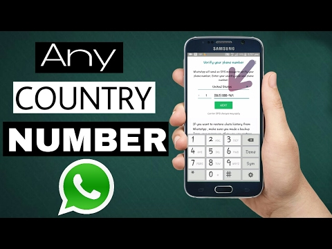 how to create fake whatsapp account 2017
