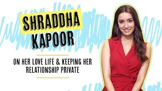 Shraddha Kapoor OPENS UP on replacing Katrina Kaif in Street Dancer | Chhichore | Saaho