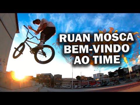 BMX EDIT - RUAN MOSCA - BEM-VINDO AO TIME INTENSO BMX