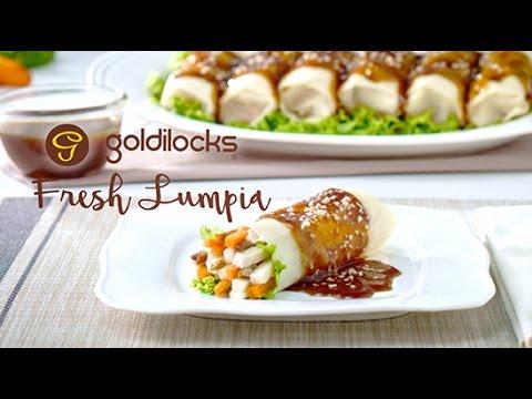 Goldilocks Fresh Lumpia