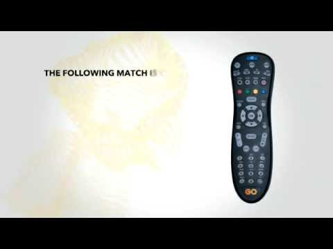 How to access audio options using your remote