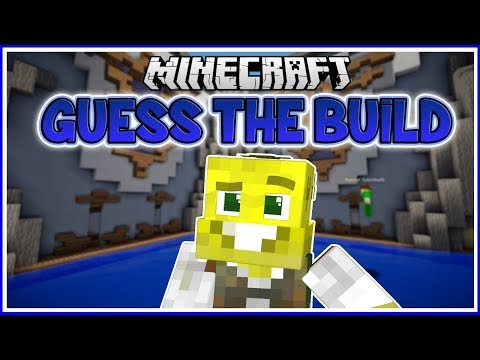 They were Mean to Me!!   Minecraft Guess the Build