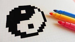 Como Dibujar Titulo Disney Pixel Art