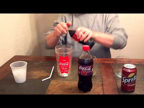 How to Make a Coke Slushie