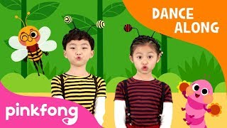 Bug'n Roll | Dance Along | Pinkfong Songs for Children
