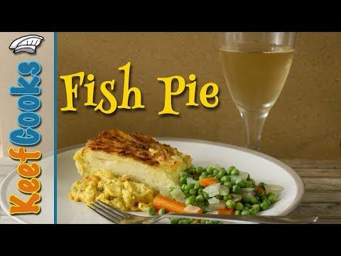 Fish Pie | Traditional Fisherman's Pie Recipe