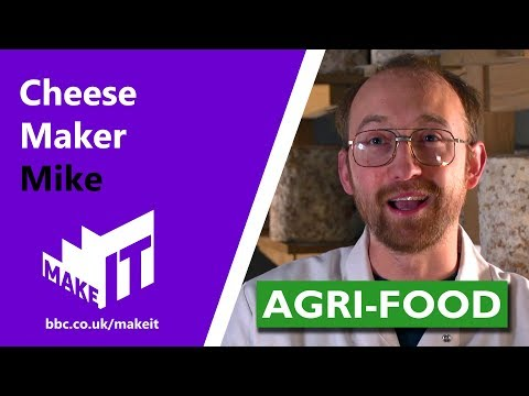 CHEESE MAKER | Make It Into: Agri-food