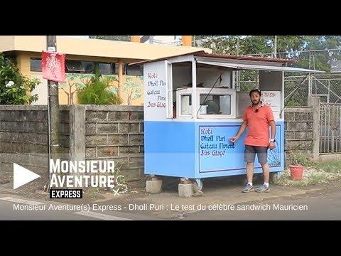 Dholl Puri : le fameux sandwich mauricien !