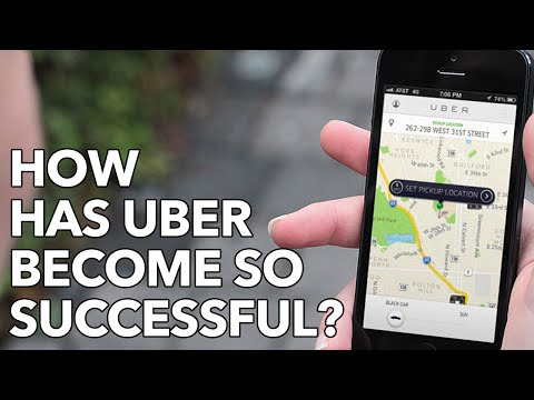 HOW DID UBER START AND BECOME SO SUCCESSFUL?