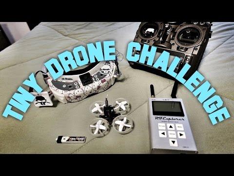 Tiny Drone Challenge