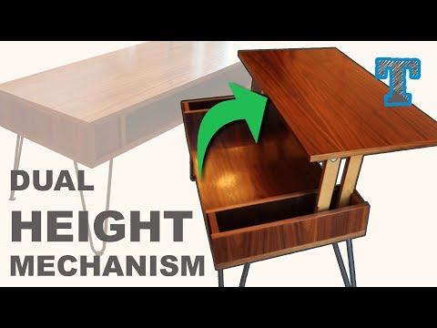 Lift Top Coffee Table Mechanism