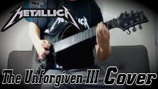 Metallica - The Unforgiven III (Guitar Cover w/Solo) [4K]