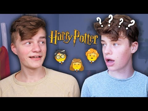 Asking A Muggle Harry Potter Trivia Questions! (ft. Toby Omi)