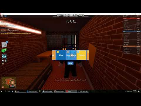 Wall hack For ROBLOX JAILBREAK CHEAT ENGINE!