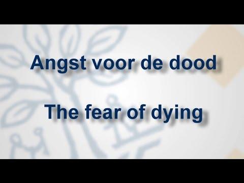 Jolanda de Vries over angst voor de dood / The fear of dying