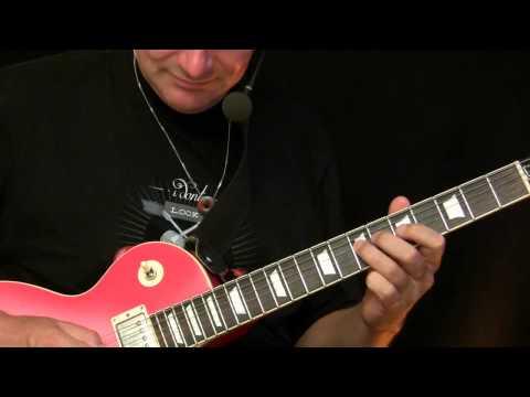 Guitar Lesson - Basic Blues Improvisation