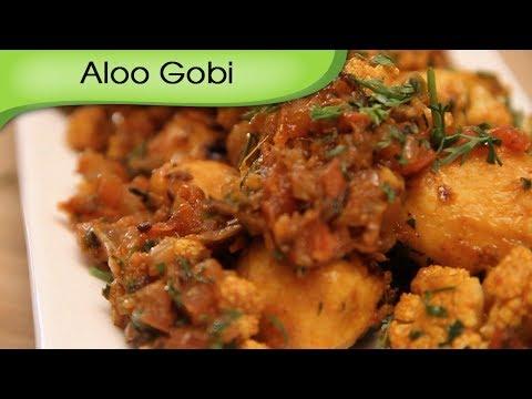 Aloo Gobi | Potato & Cauliflower Stir Fry | Easy To Make Main Course Recipe By Ruchi Bharani