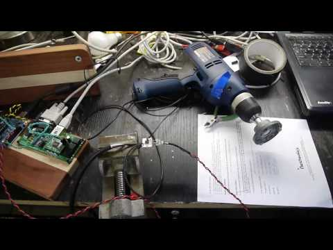 Universal motor speed control by a microcontroller (arduino)
