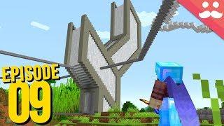 Hermitcraft 7: Episode 9 - HUGE BASE BUILDING!
