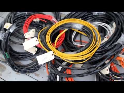 $400 Of Scrap Wire For $25 - Scrapping 101