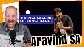 Why Tamils Don't Speak Hindi | Aravind SA Stand Up Comedy | Reaction