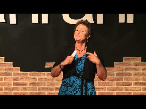 The Power of Positive Thinking   Helen Peterson   TEDxDhahranHighSchool