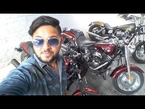 Sports bikes in cheap price,  superbikes, custom bikes,  triumph showroom delhi, vlog-10