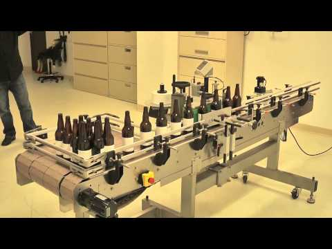 Quadrel Labeling Systems | Beer Bottle Labeling System | Craft Brewery Labeling