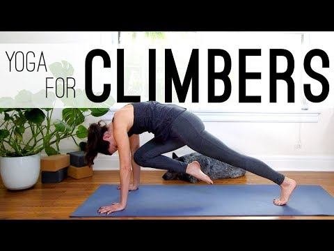 Yoga For Climbers  |  Flexibility & Balance  |  Yoga With Adriene