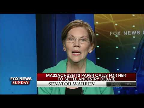 Sen. Warren Refuses To Answer If She Will Take A DNA Test To Prove Her Native American Ancestry