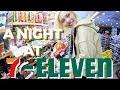 Midnight Feast at Korean 7-ELEVEN Convenience Store