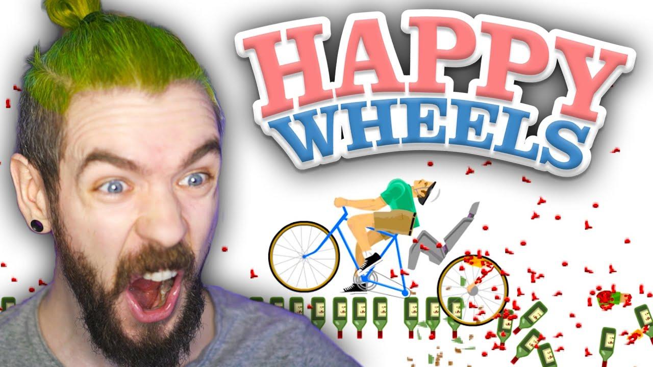 Happy Wheels #102