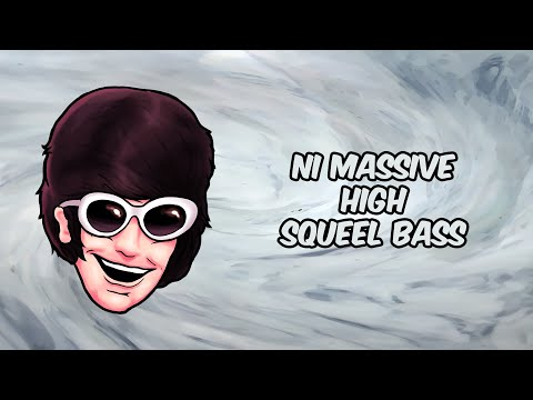 NI Massive-High Squeal Synth Tutorial [INF1N1TE] *Patch Download*