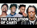 The Evolution Of Playboi Carti (From Soundcloud To Die Lit)