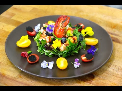 The Perfect Lobster Salad