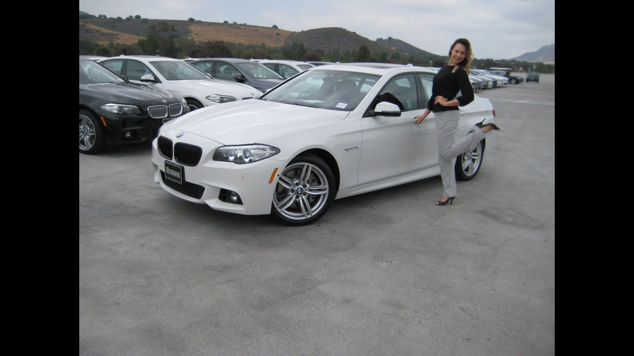 NEW BMW 535i vs 528i Quick Review