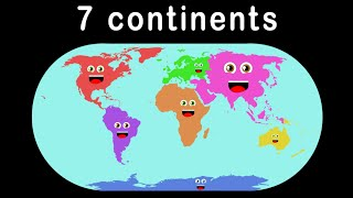 Download Seven Continents Song/Seven Continents Song for Kids Video