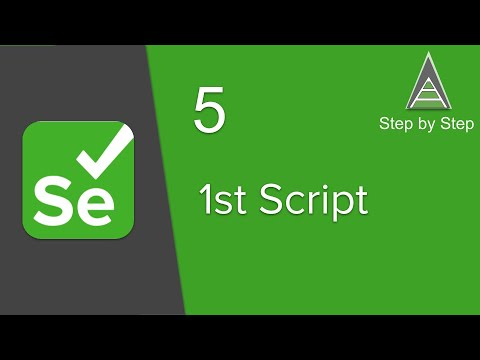 Selenium Beginner 5 - How to write first Selenium script (java) - 5 Easy Steps