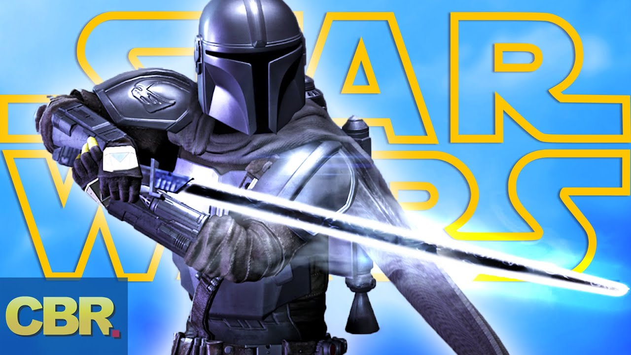 Star Wars 25 Lightsabers Ranked By Strength