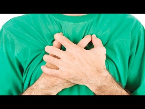 How to Help Someone with Chest Pains | First Aid Training