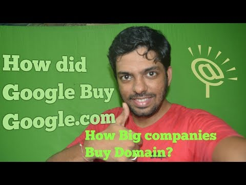 How did Google Buy
