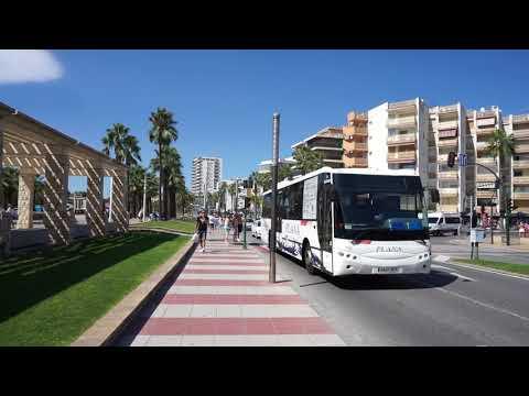Bus Plana 792 in Salou