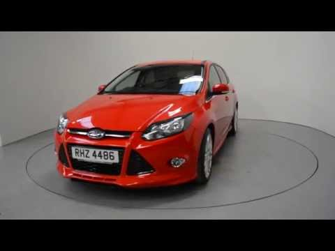 Used 2013 Ford Focus | Used Cars for Sale NI | Shelbourne Motors NI | RHZ4486