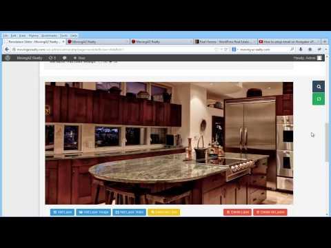 Real Home Theme - WordPress Training 2014 - Widgets - Place A Video - Revolution Slider