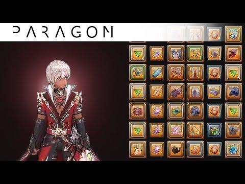 [Paragon] Aura Kingdom PoC - 55K RC for Whatever! Mar. 2017