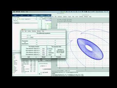Supplement: Vector fields and phase-planes